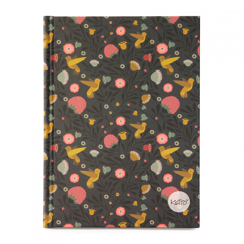 Journal Coquelicot Rose