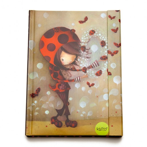 Journal Fille Coccinelle