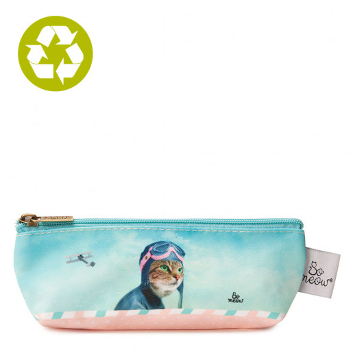 Mini-pochette L'exploratrice So Meow