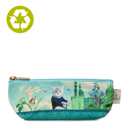 Mini-pochette Au jardin So Meow