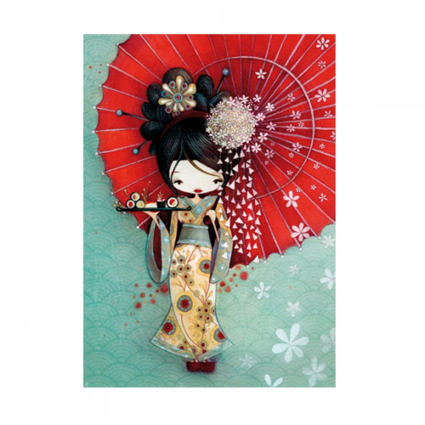 Card Geisha