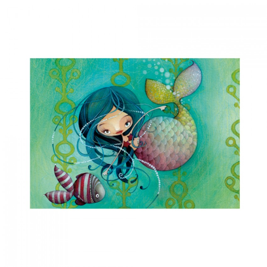 Card Mermaid