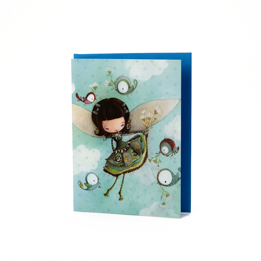 Card Fairy Faf