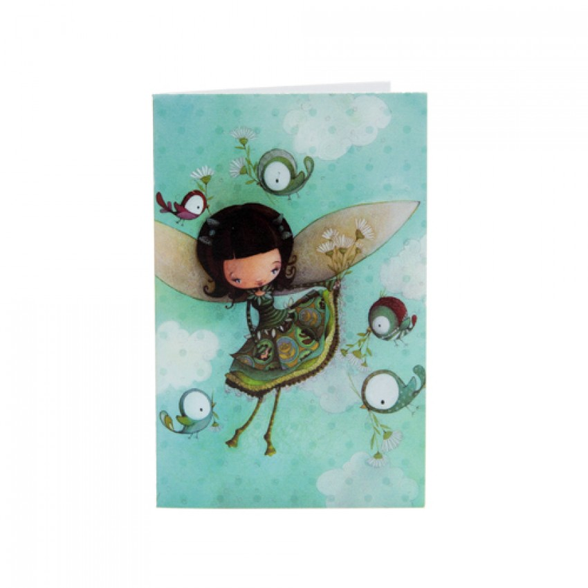Mini card Fairy Faf