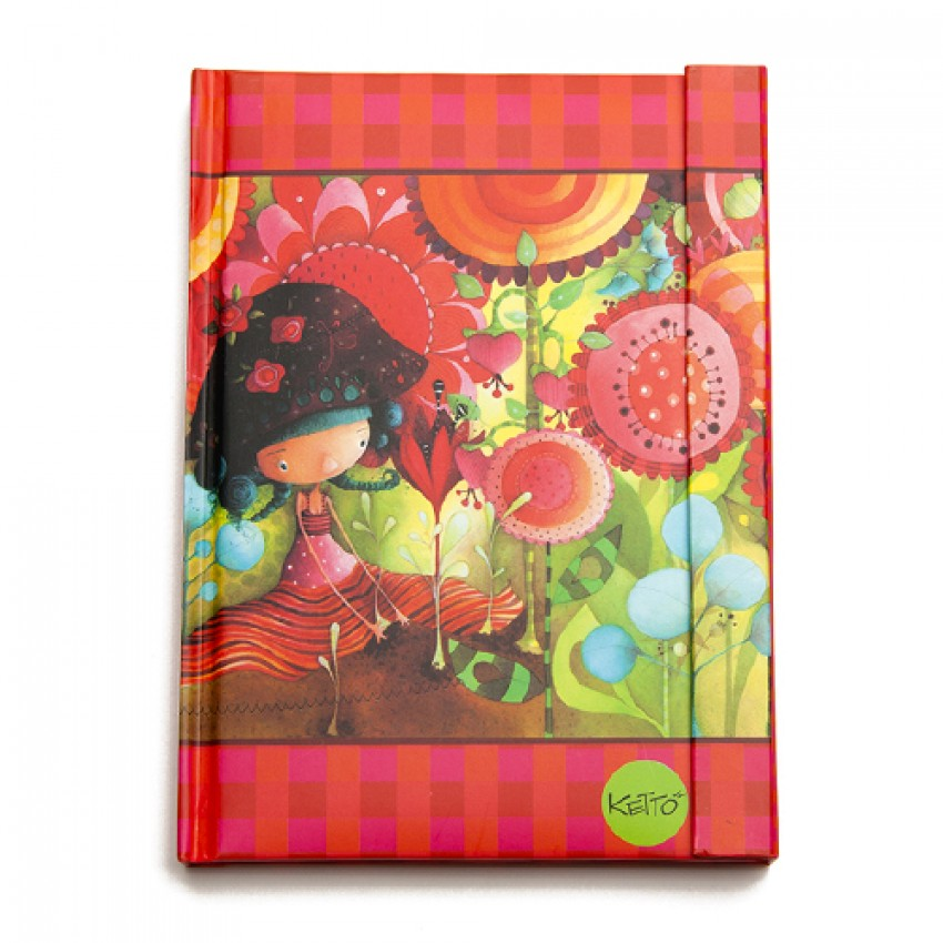 Journal Jungle of Flowers