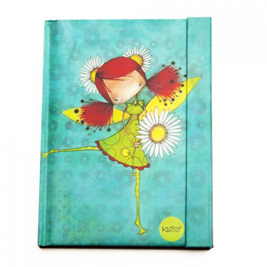 Journal Daisy Girl