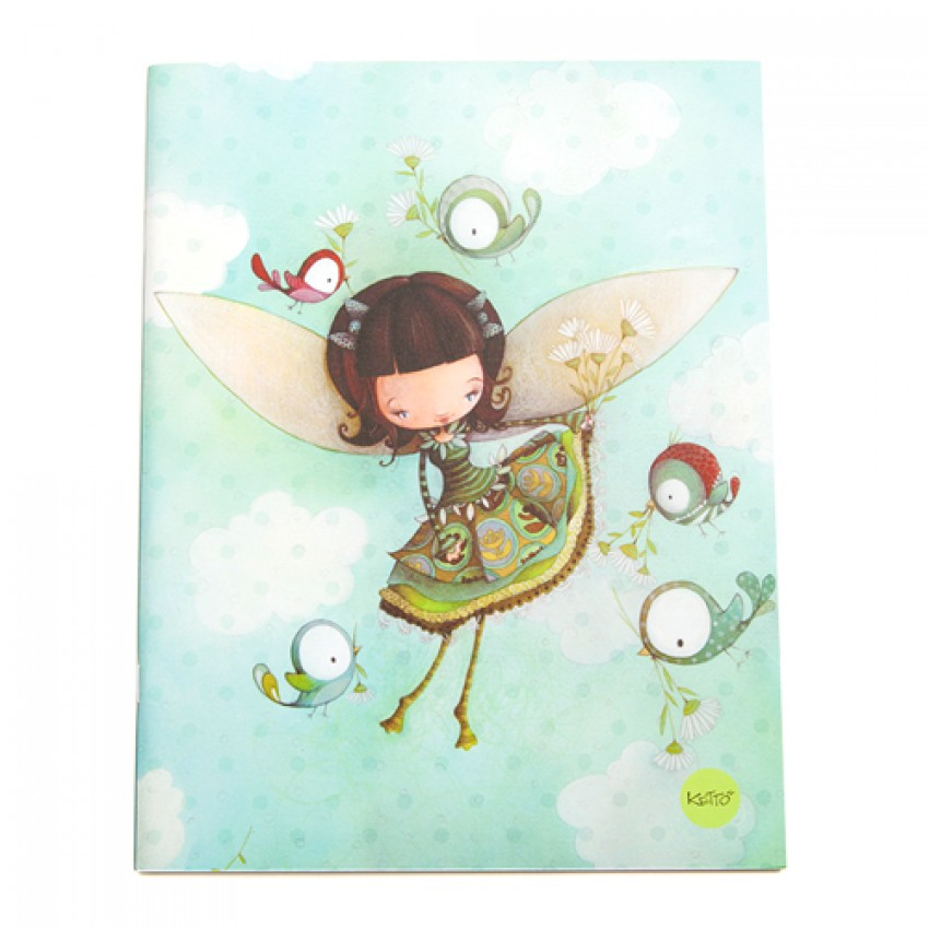 Notebook Fairy Faf