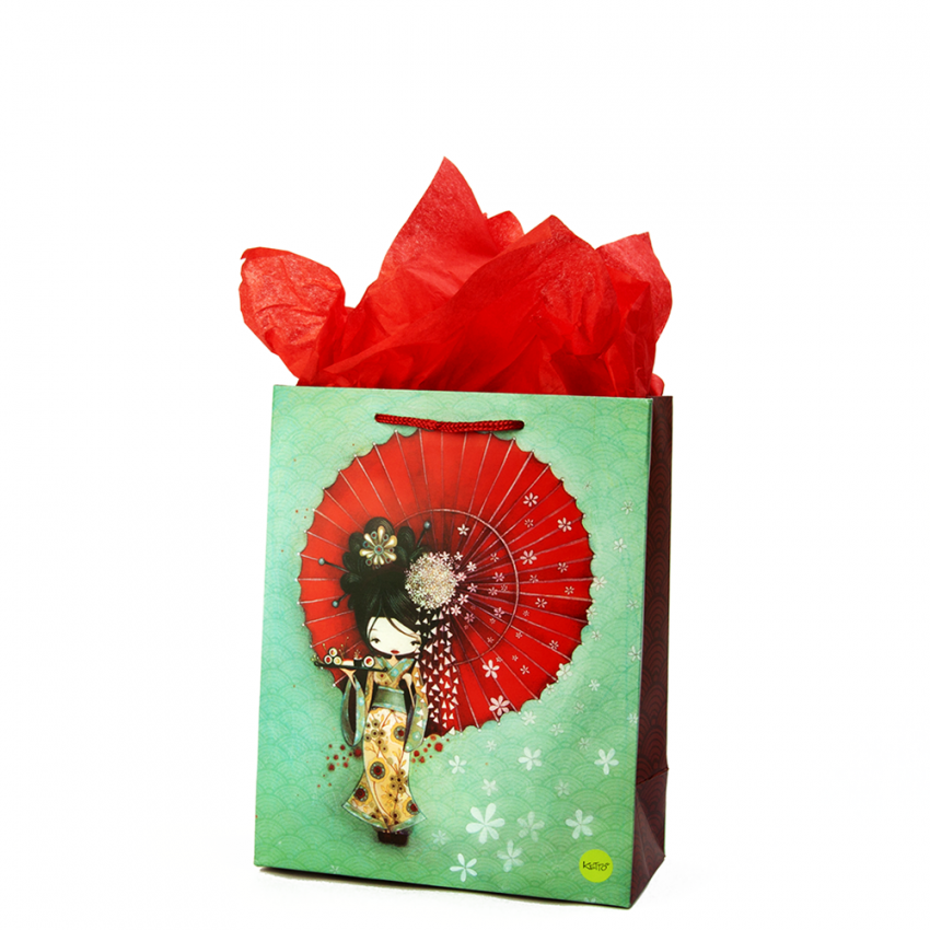 Small gift bag Geisha
