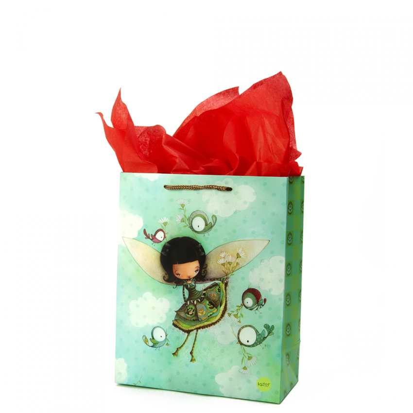 Small gift bag Fairy Faf