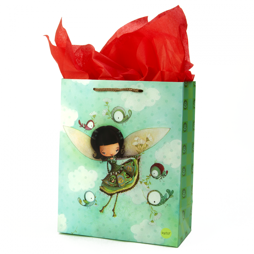 Large gift bag Fairy Faf
