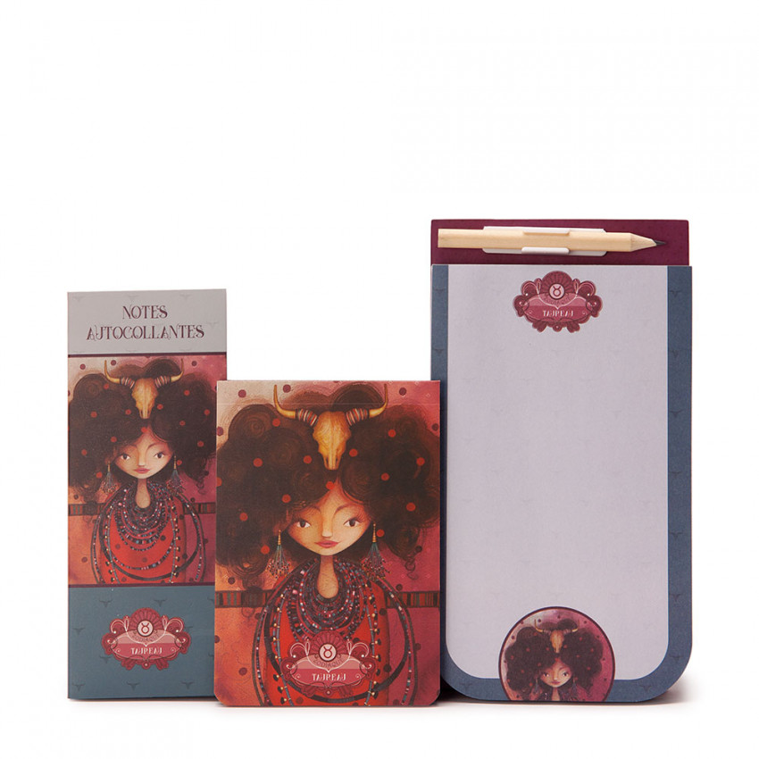 Stationery Set - Taurus