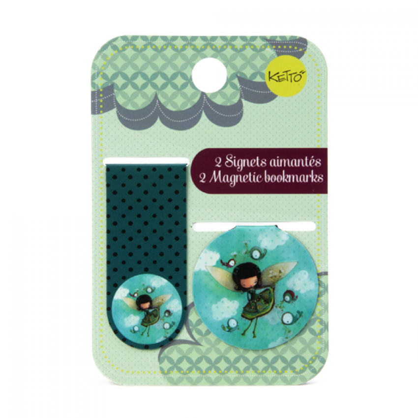 Magnetic bookmark Fairy Faf