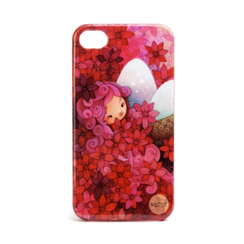iPhone 4 case Mini-Lili