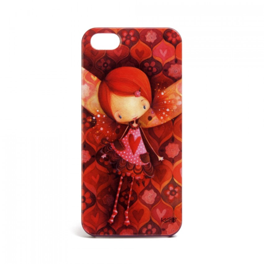 iPhone 5 case Fairy Juju