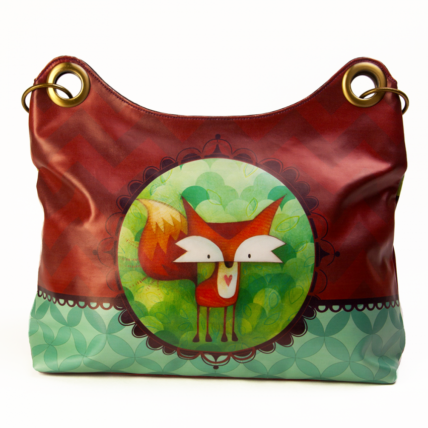 Carry-all bag Fox