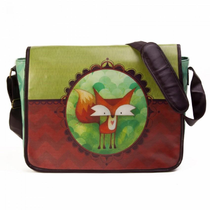 Messenger bag Fox