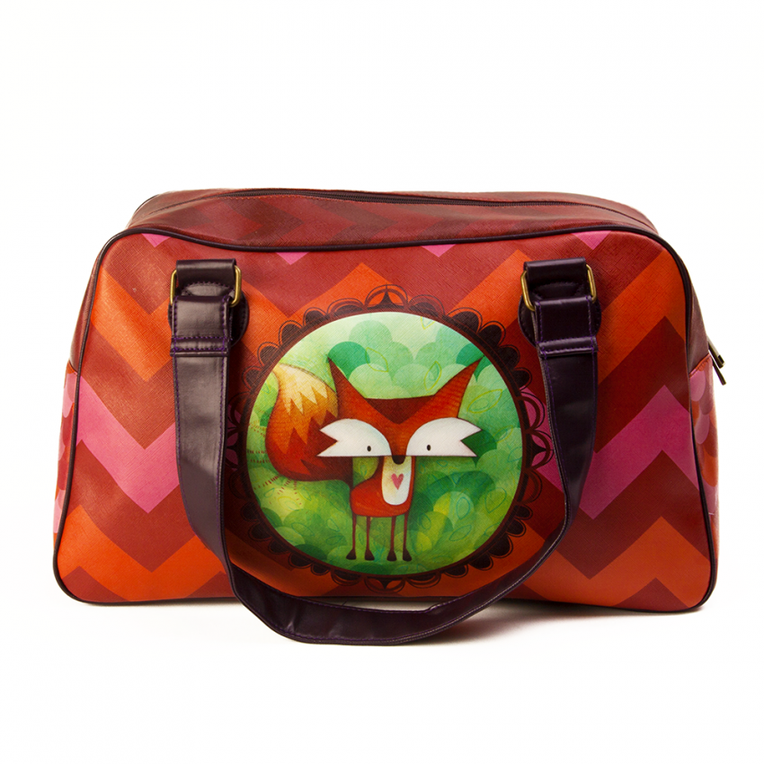 Travel bag Fox