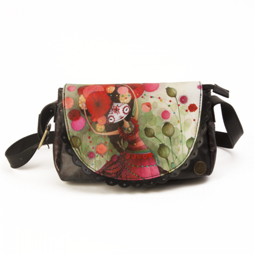 Mini-flap purse Catrina