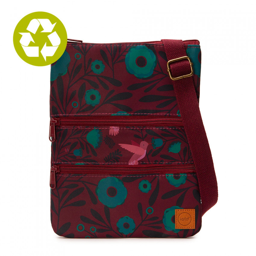 Busy bag Turquoise Poppy
