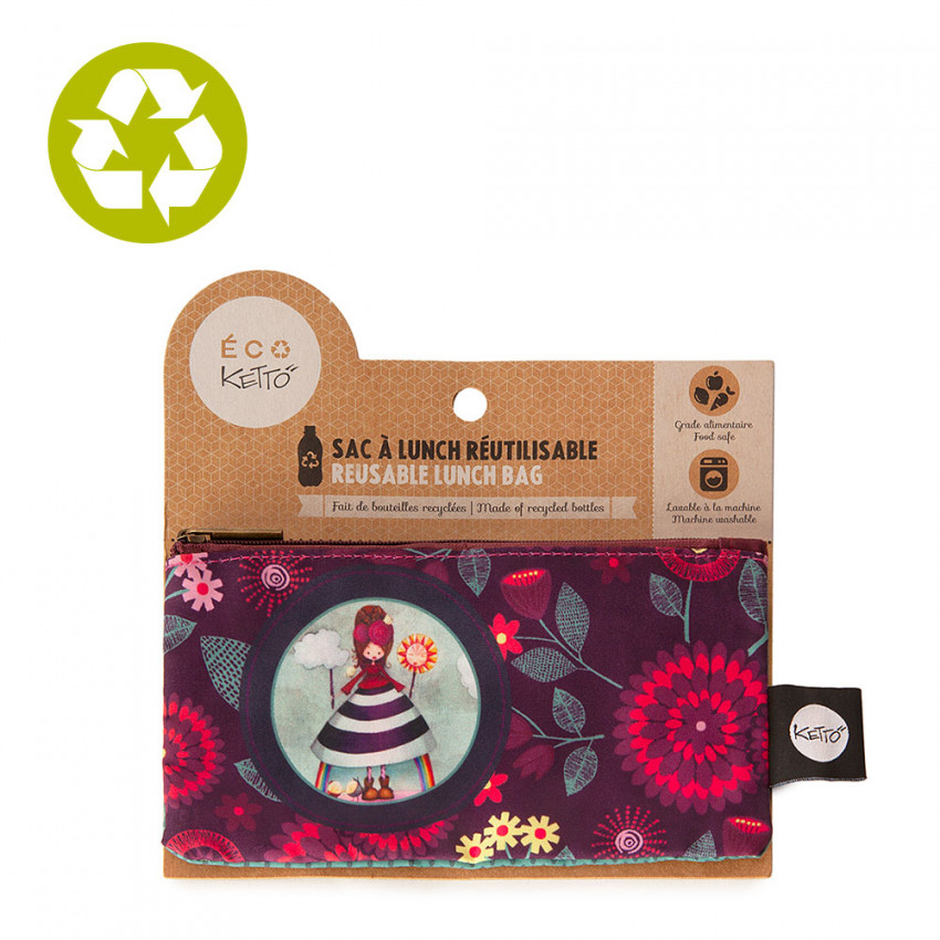 Zero waste   Small pouch   Mother Nature