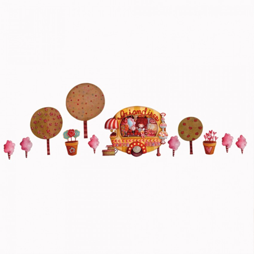 Wall decor Candy mobile