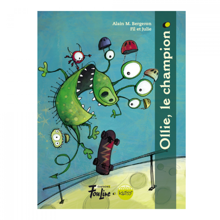Mini-novel Ollie, le champion