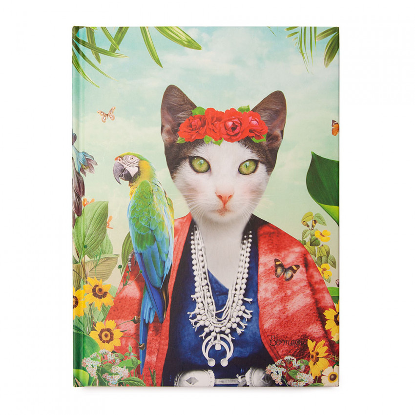 Journal Frida Cathlo So Meow