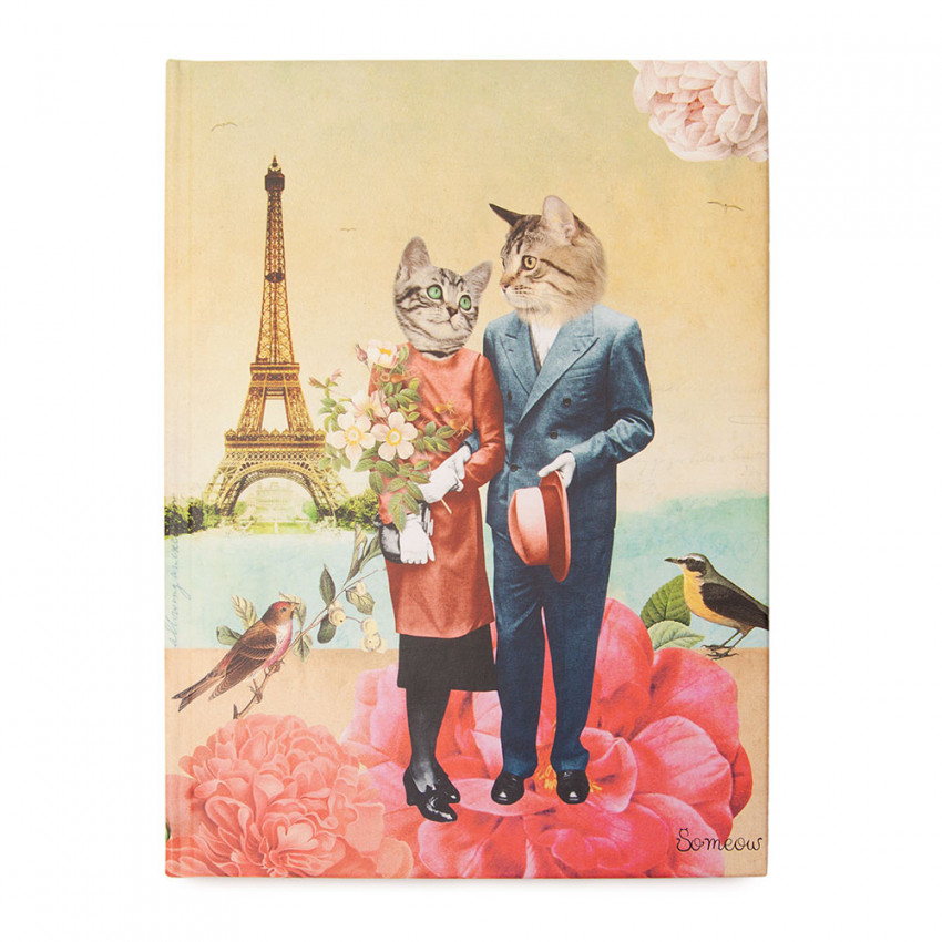 Journal Lovers So Meow