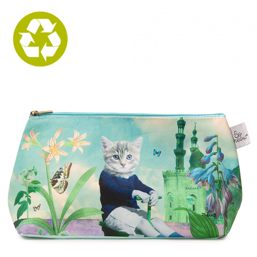 Large pouch Garden So Meow