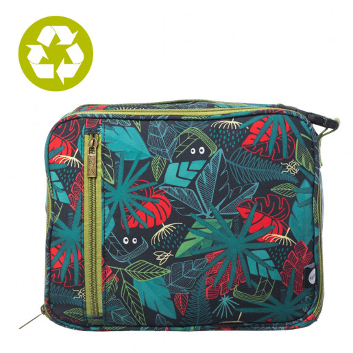 freezable lunch box for boy or man jungle ketto