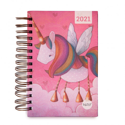 Daily agenda 2021 | Unicorn