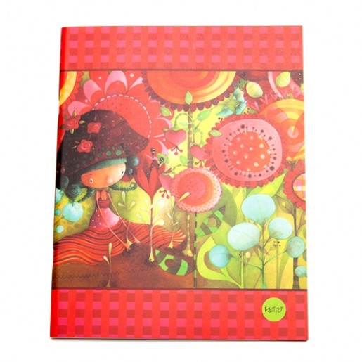 Notebook Jungle of Flowers