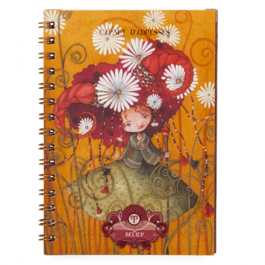Zodiac Address Book - Aries