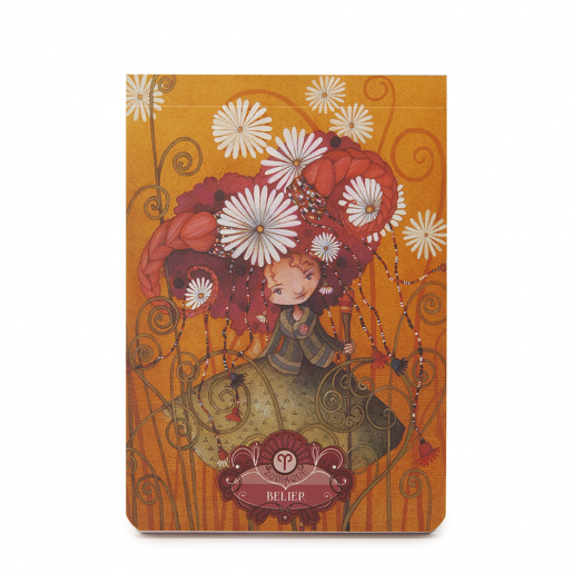 Small pocket notebook- Aries