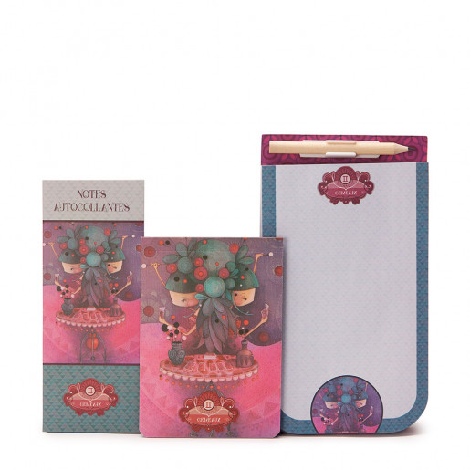 Stationery Set - Gemini