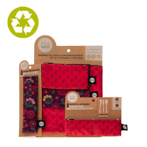 Zero waste   Complete starting pack   Mother nature patterns