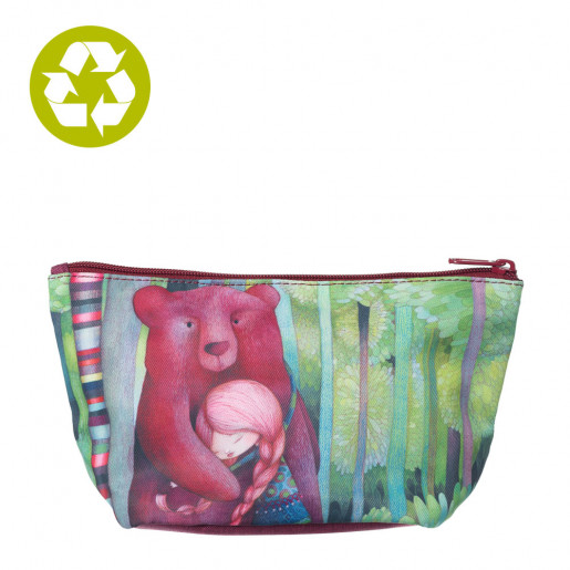 pouch for girl or woman ketto
