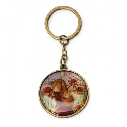 Key Chain Zodiac- Cancer