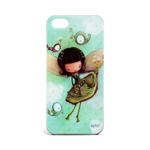 iPhone 5 case Fairy Faf