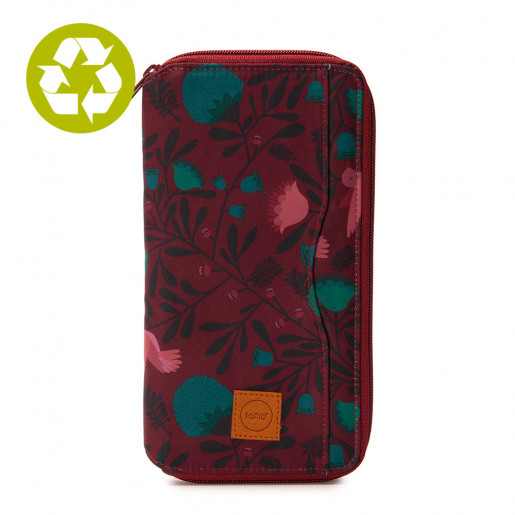 Large multi-use case | Turquoise Poppy
