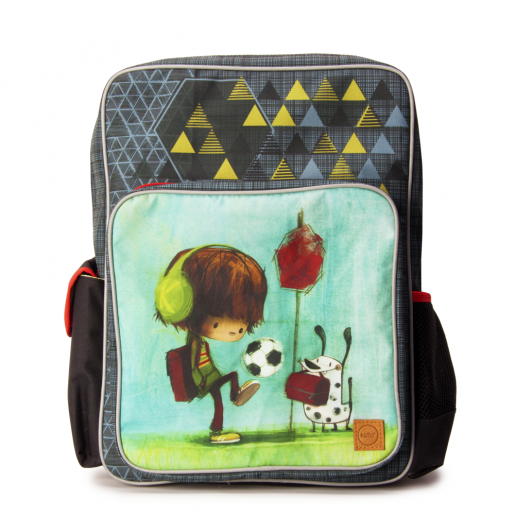 Backpack Ludo