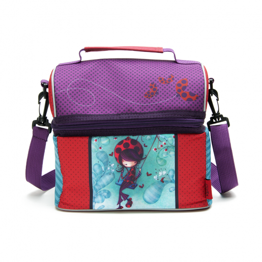Dome lunch box Daphné the Ladybug