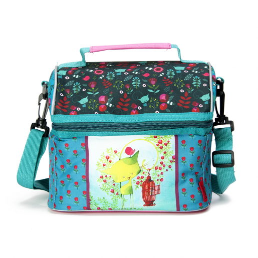 Dome lunch box Kiwi
