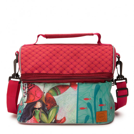 Dome lunch box Lilia