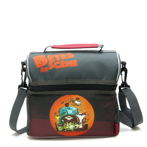 Dome lunch bag Elvis