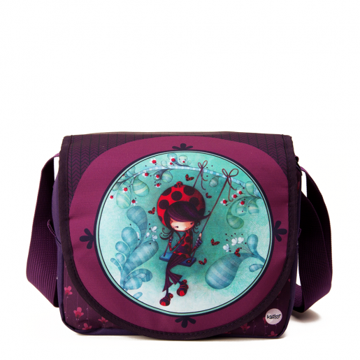 Lunch box Flip-flap Daphné the  Ladybug