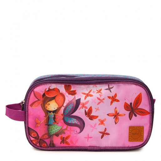 Double pencil case Mathilde