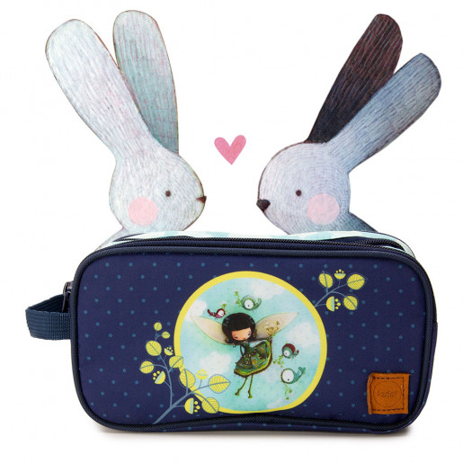 Double pencil case Thalie