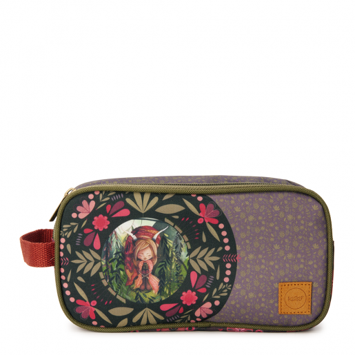 Double pencil case Mia