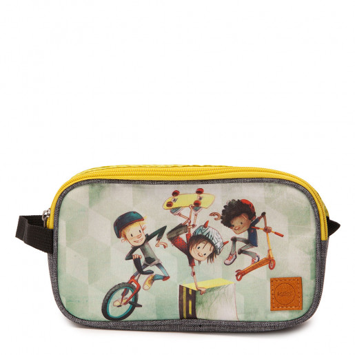 Double pencil case Daredevils